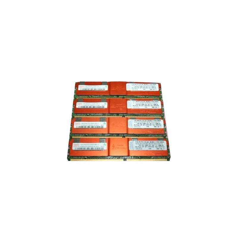 1gb 2Rx8 PC2-5300F ECC FB pentru Server quad core
