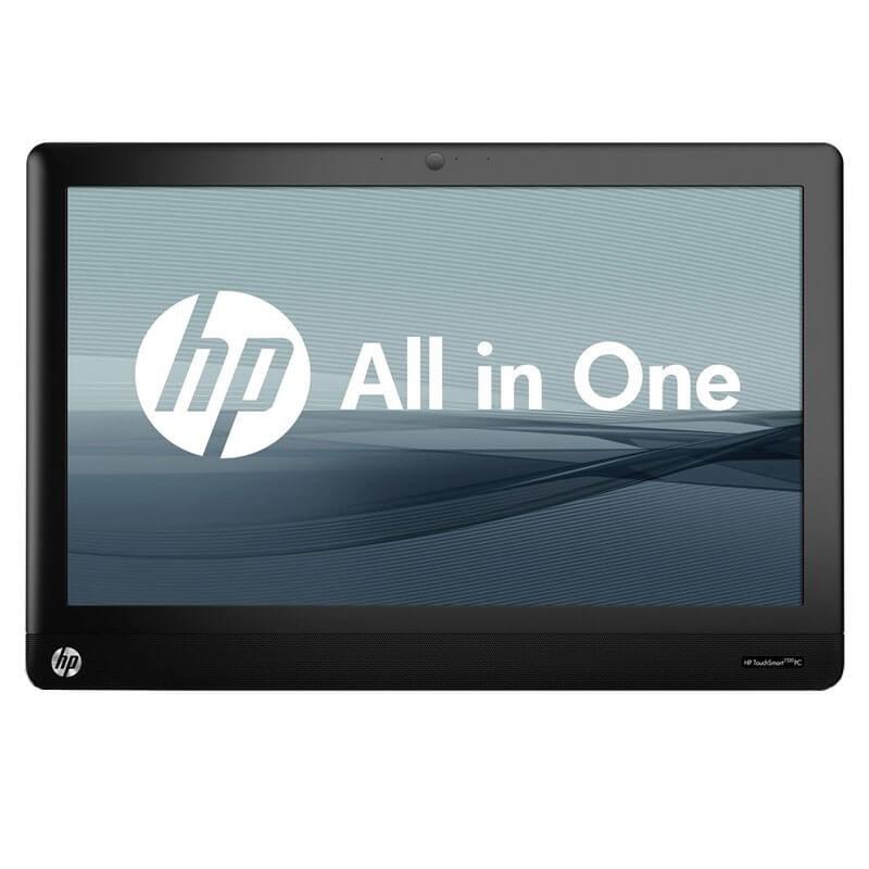 All in One second hand HP TouchSmart Elite 7320 21.5 inci, i3-2120, Fara Picior