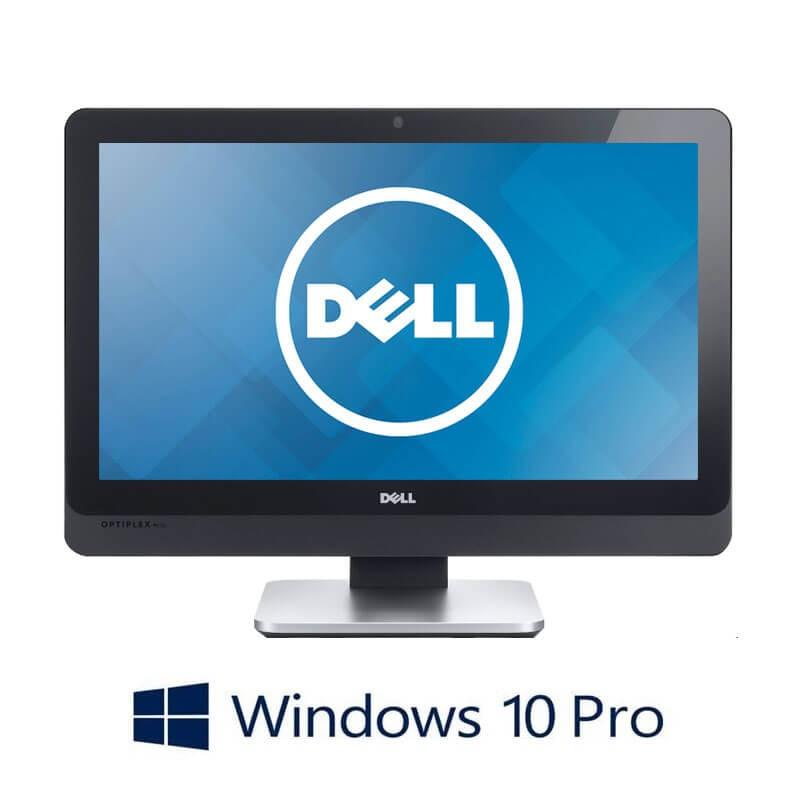 All-in-One Touchscreen Dell OptiPlex 9010, i7-3770S, 256GB SSD, Full HD, Win 10 Pro