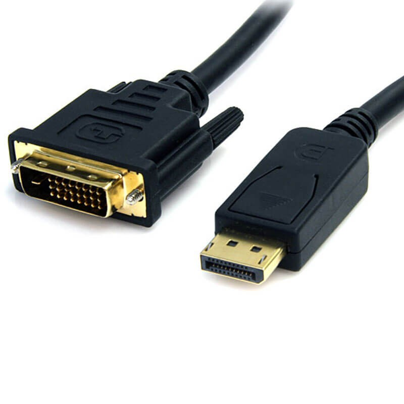Cablu DisplayPort la DVI-D, 1.8 metri