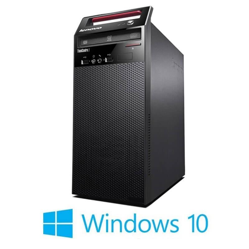 Calculatoare Lenovo Thinkcentre Edge 72, Quad Core i5-3470, 120GB SSD, Win 10 Home
