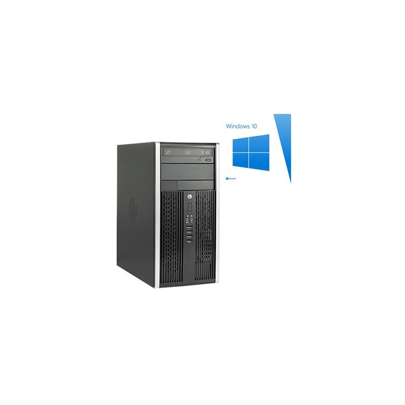 Calculatoare Refurbished HP Pro 6305 MT, AMD A4-5300B, Win 10 Home