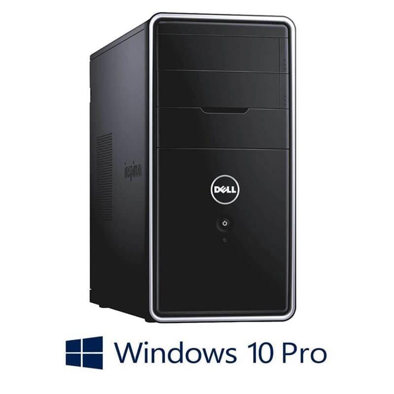 Calculator Dell Inspiron 3847, Quad Core i7-4790, 240GB SSD NOU, Win 10 Pro