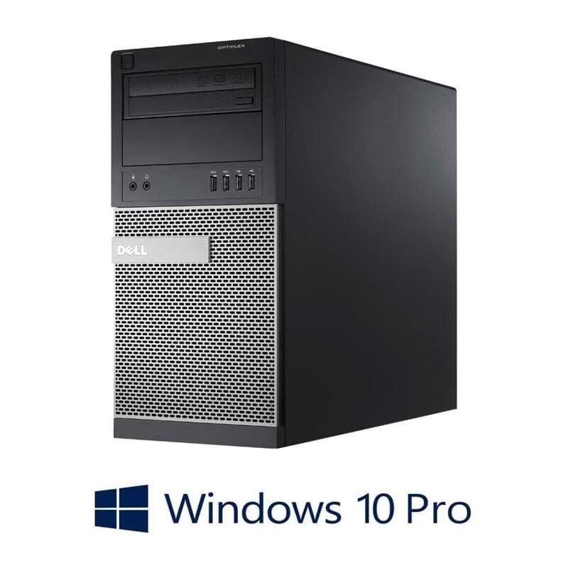 Calculator Dell OptiPlex 7020 MT, Intel i3-4160, 128GB SSD, Windows 10 Pro