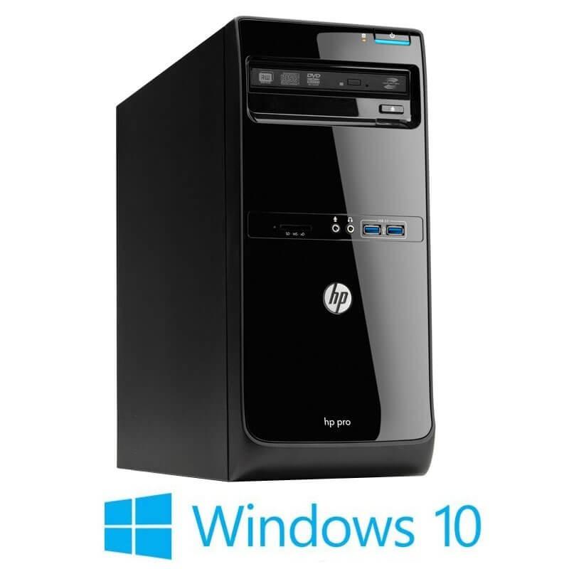 Calculator HP Pro 3500 MT, Core i3-3240, Win 10 Home