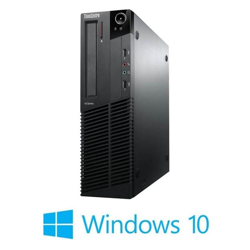 Calculator Lenovo ThinkCentre M78 SFF, AMD A4-5300B, Windows 10 Home
