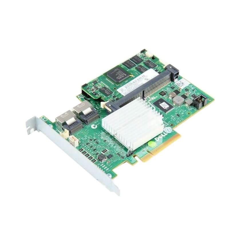 Controler RAID SAS/SATA Dell PowerEdge H700 512MB 6Gb/s, 0H2R6M