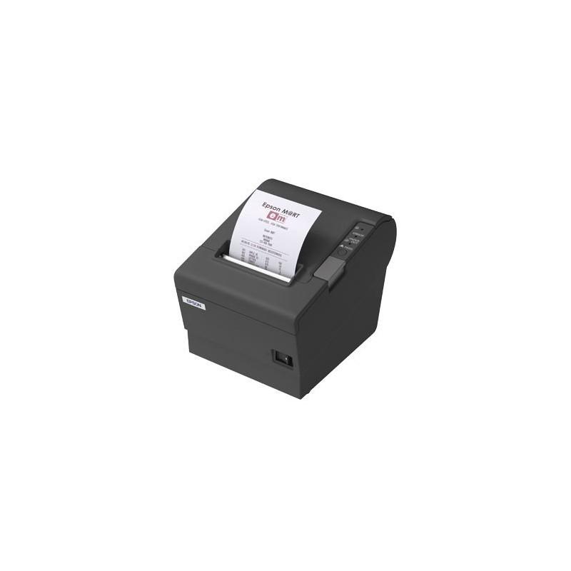Imprimanta Termice second hand Epson TM-T88IV Negre cu Interfata USB