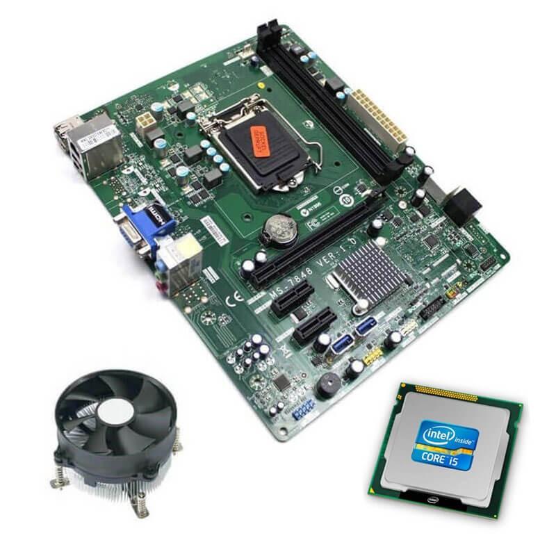 Kit Placi de baza Medion MS-7848, Intel Quad Core i5-4590, Cooler