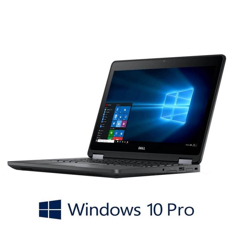 Laptop Dell Latitude E5270, Intel i5-6200U, DDR4, 128GB SSD, Webcam, Win 10 Pro