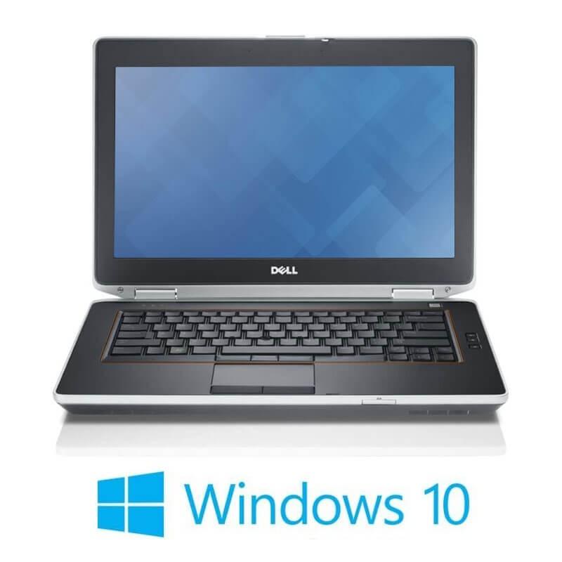 Laptop Dell Latitude E6420, Intel i3-2330M, 8GB RAM, 240GB SSD NOU, Win 10 Home