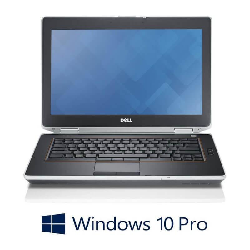 Laptop Dell Latitude E6420, Intel i3-2330M, 8GB RAM, 240GB SSD NOU, Win 10 Pro
