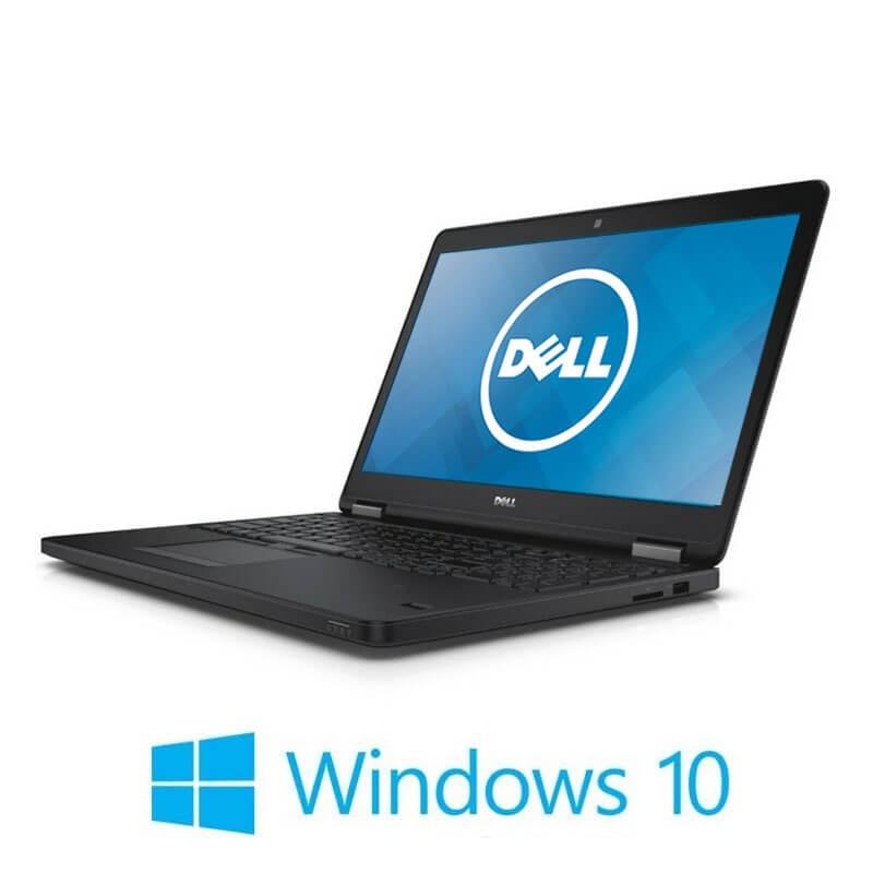 Laptop Dell Latitude E7450, Intel i7-5600U, 256GB SSD, Full HD, Webcam, Win 10 Home