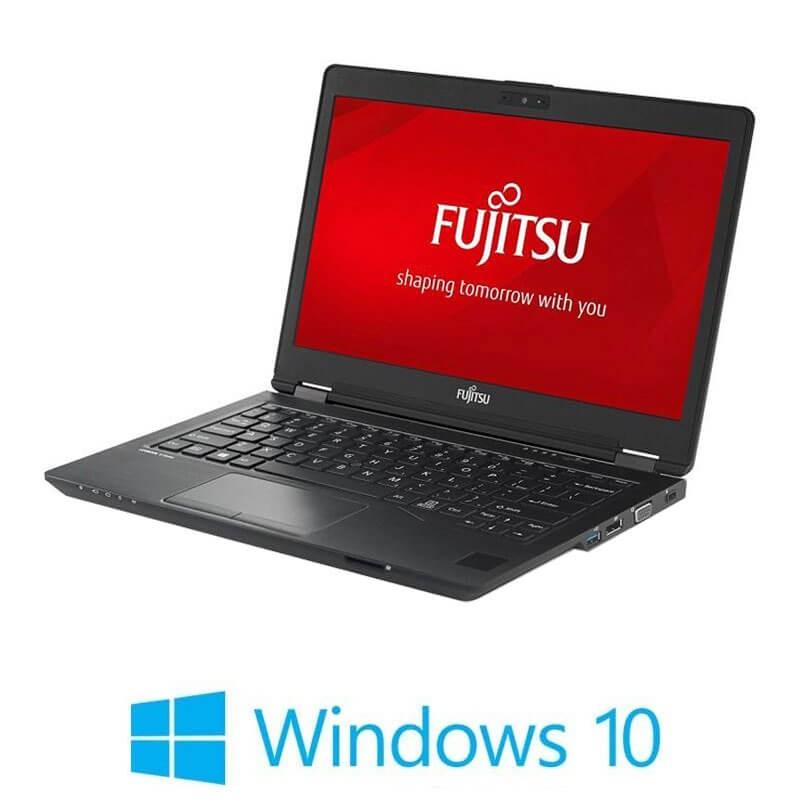 Laptop Fujitsu LIFEBOOK U727, i5-7200U, 256GB SSD, Full HD, Webcam, Win 10 Home