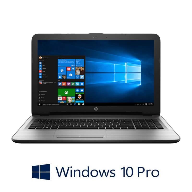 Laptop HP 250 G5, i3-5005U, 8GB DDR4, 128GB SSD, 15.6 inci, Webcam, Win 10 Pro