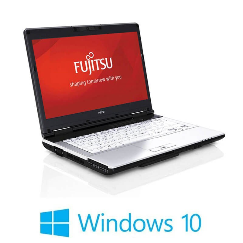 Laptopuri Refurbished Fujitsu LIFEBOOK S751, Intel Core i5-2520M, Win 10 Home
