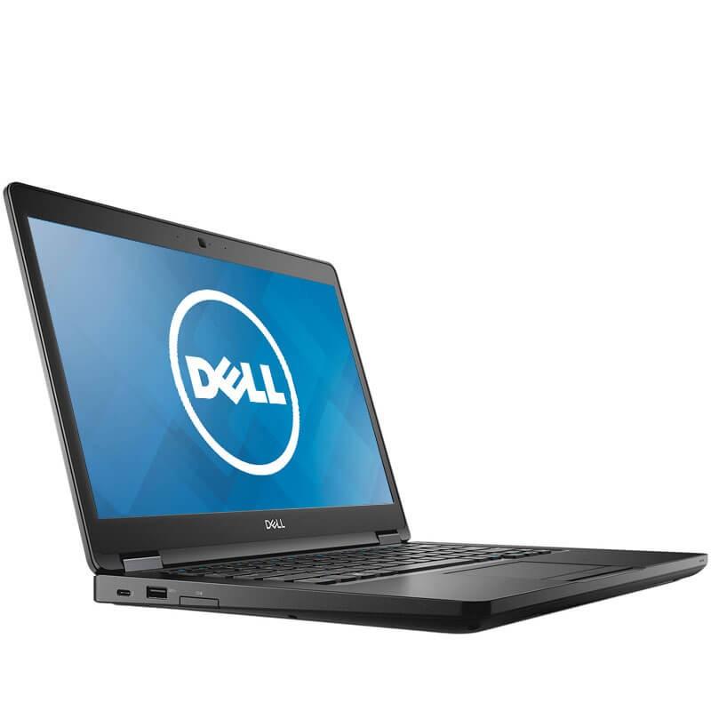 Laptop second hand Dell Latitude 5490, Quad Core i5-8350U, 256GB SSD, Full HD, Webcam
