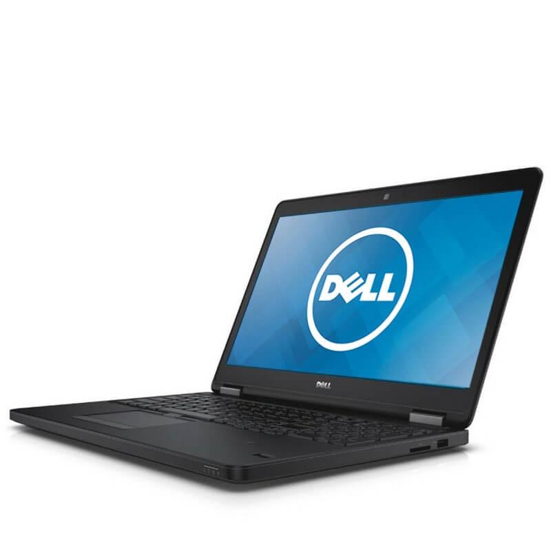 Laptop second hand Dell Latitude E7450, Intel i7-5600U, 256GB SSD, 14 inci Full HD, Webcam