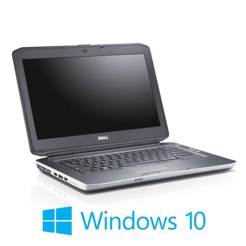Laptopuri Dell Latitude E5420, Intel Core i5-2430M, Baterie Noua, Windows 10 Home