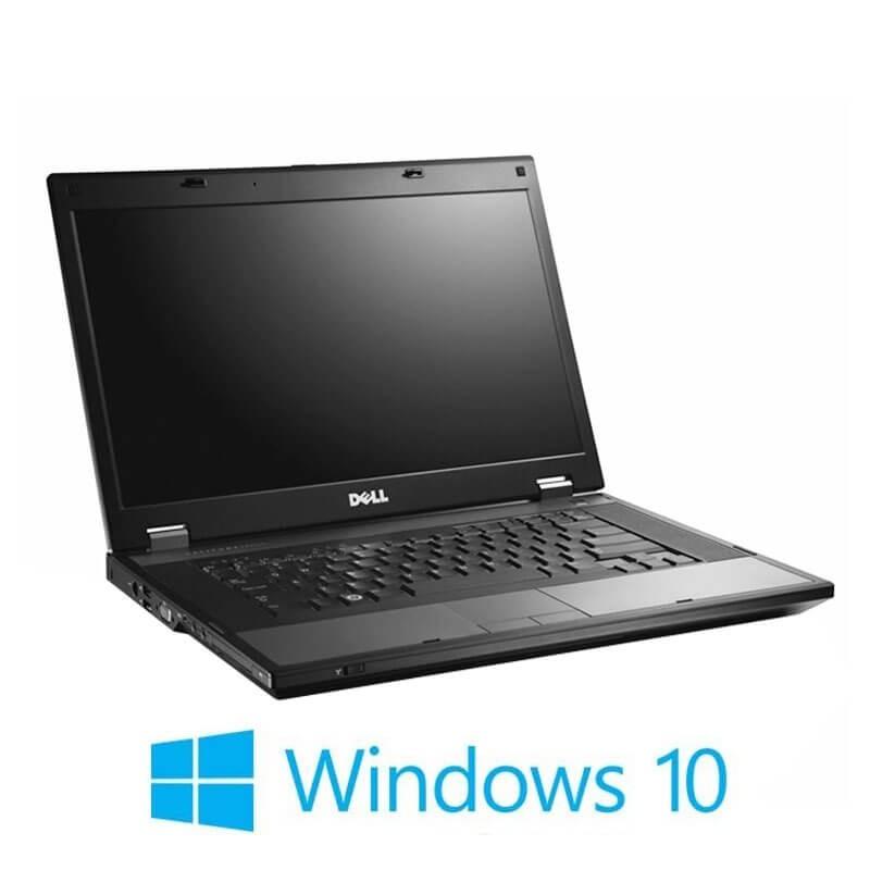 Laptopuri Dell Latitude E5510, Intel Core i5-520M, 15.6 inci, Windows 10 Home