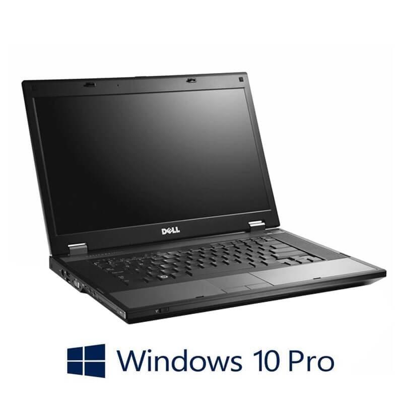 Laptopuri Dell Latitude E5510, Intel Core i5-520M, 15.6 inci, Windows 10 Pro
