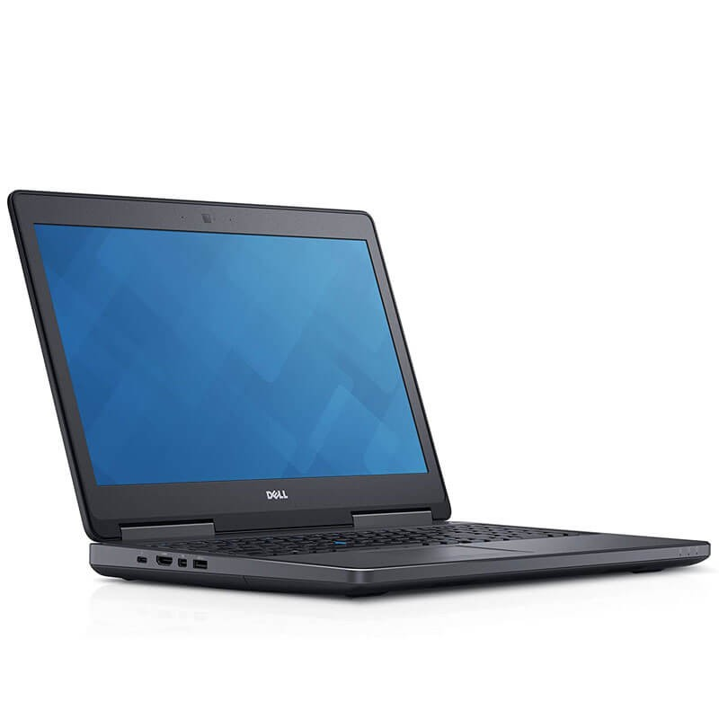 Laptopuri second hand Dell Precision 7510, i7-6820HQ, 512GB SSD, Full HD, Quadro M1000M 2GB