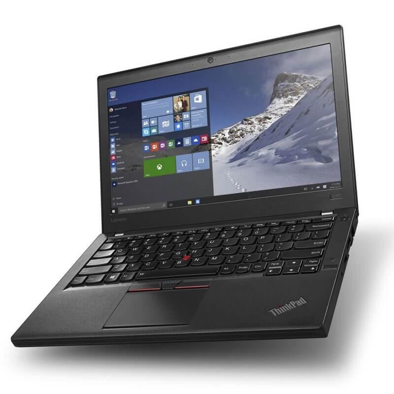 Laptopuri second hand Lenovo ThinkPad X260, Intel i7-6500U, 120GB SSD, Full HD, Webcam, Grad B