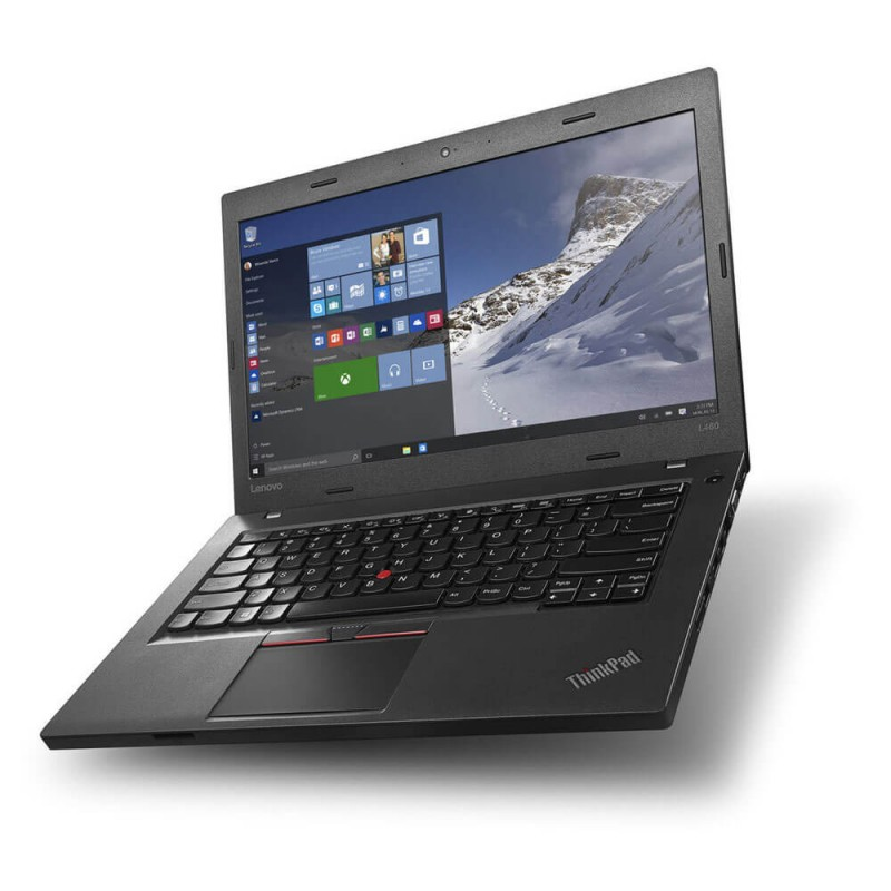 Laptopuri SH Lenovo ThinkPad L560, Intel i5-6300U, 256GB SSD, Webcam