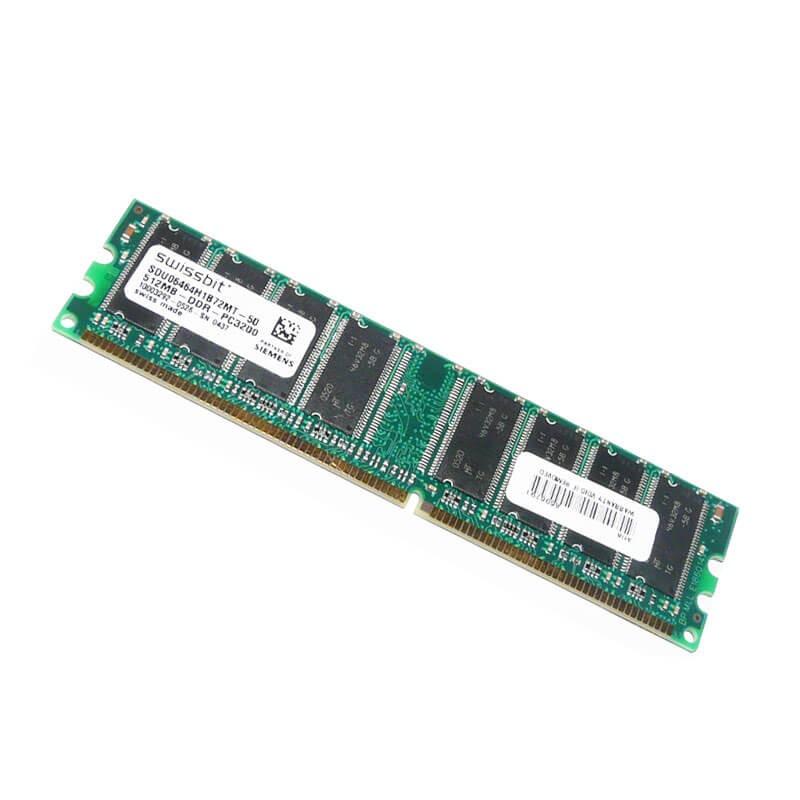 Memorie Calculatoare 512MB DDR PC-3200, Swissbit SDU06464H1B72MT-50