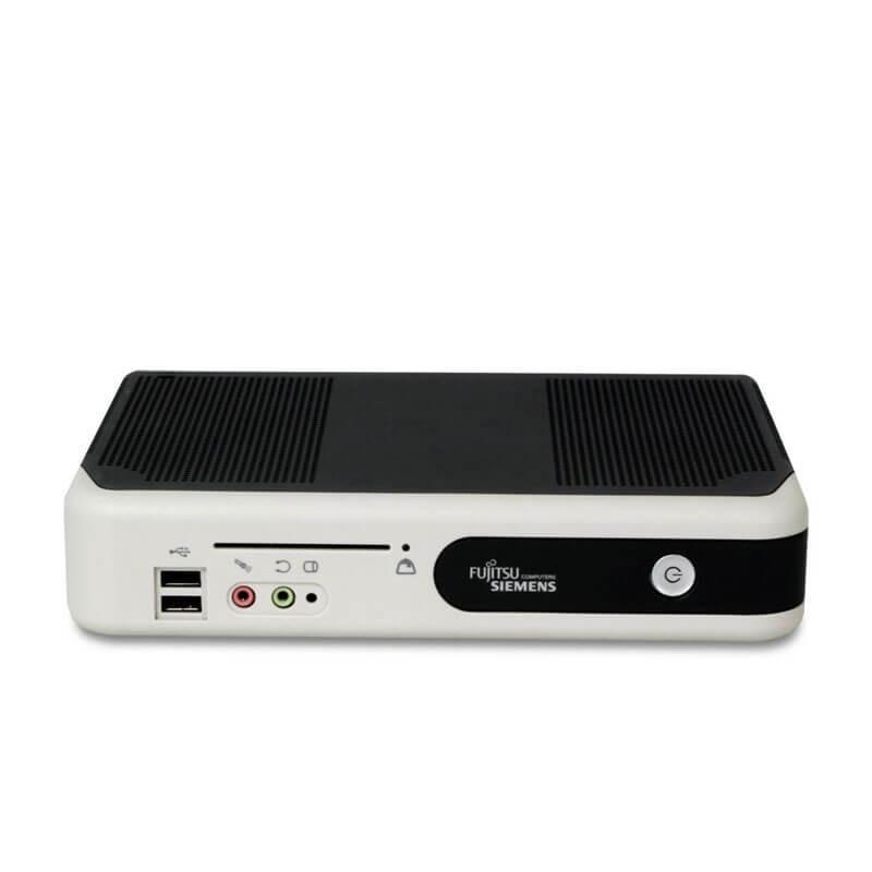 Mini Calculatoare Thin Client second hand Fujitsu FUTRO S400, AMD Geode NX, 256MB Flash