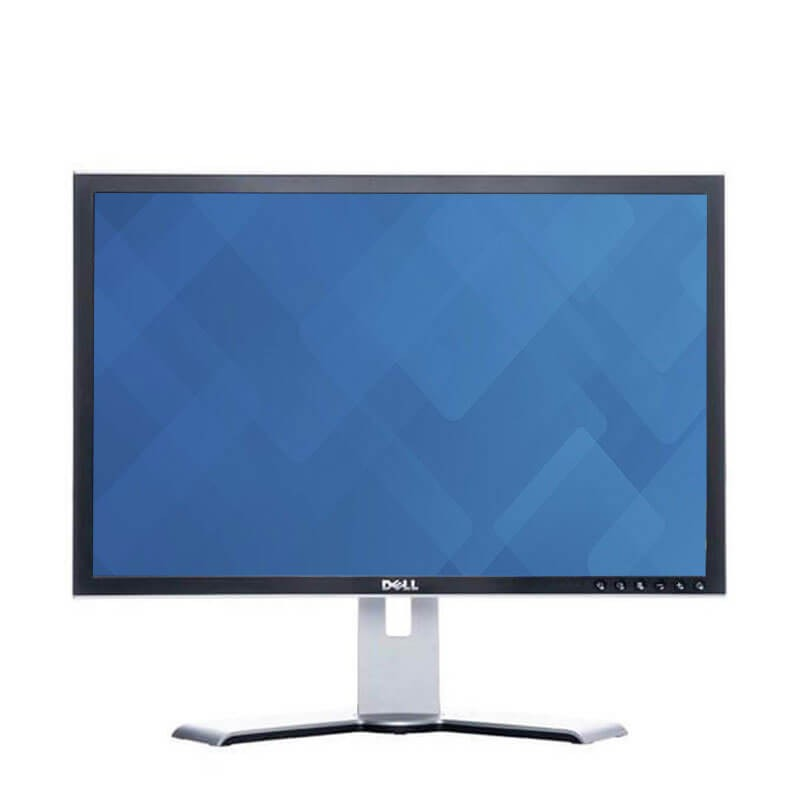 Monitor LCD Dell E207WFP, 20 inci Widescreen