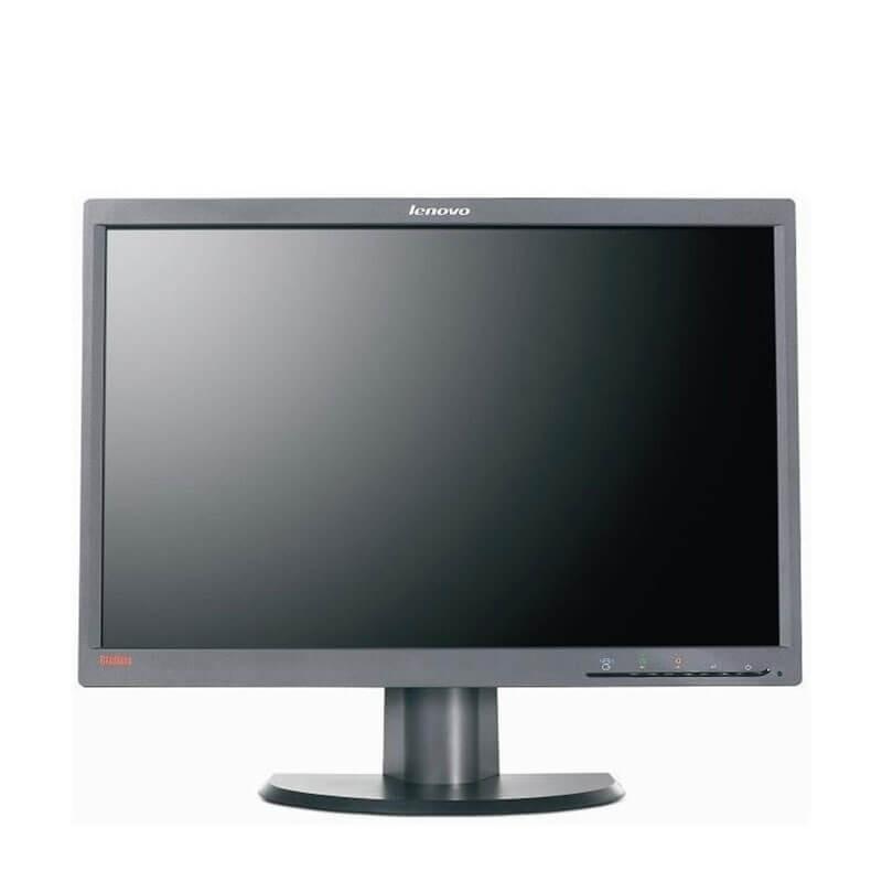 Monitor LCD Lenovo ThinkVision L2251pwD, 22 inci Widescreen