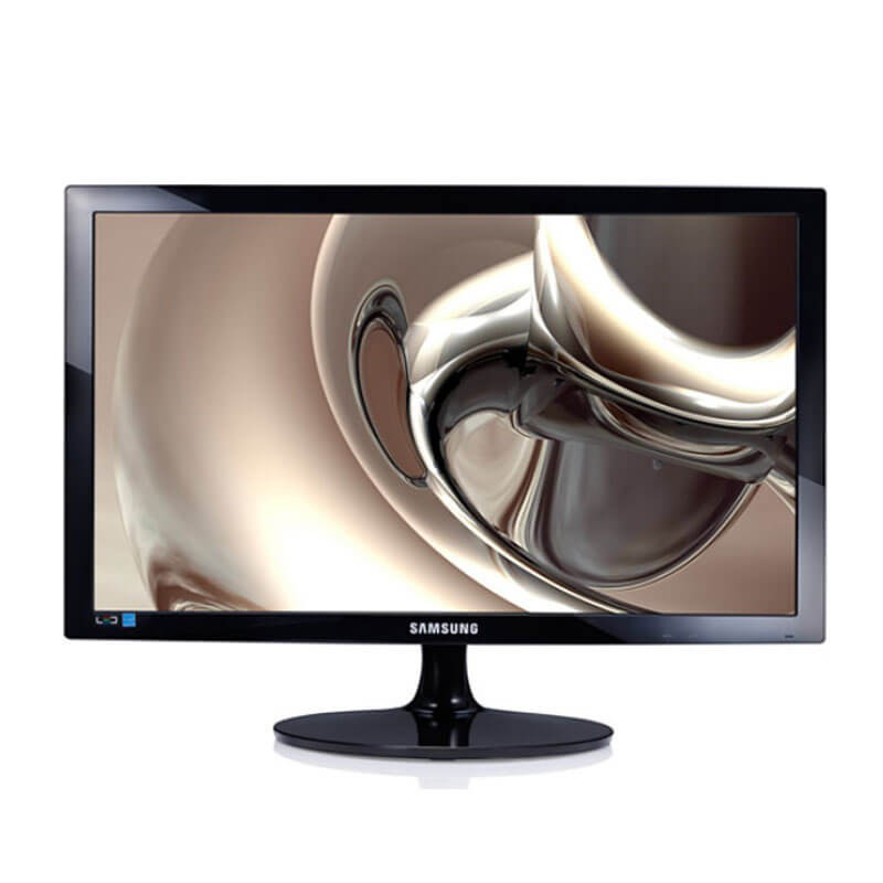 Monitor LED Samsung S24B300BL, 24 inci Full HD