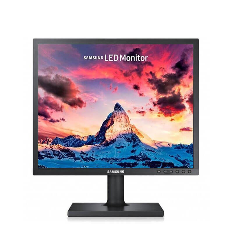 Monitor LED Samsung SyncMaster SA450, 19 inci, 1280 x 1024p