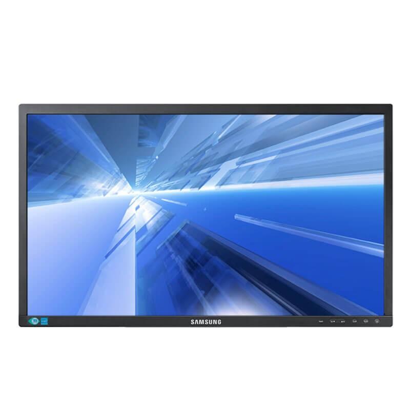 Monitor LED second hand Samsung SyncMaster S24C450B, Grad A-, 24 inci Full HD