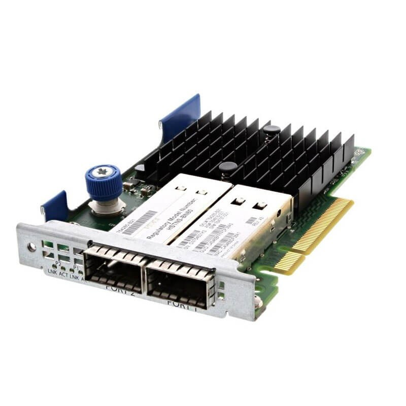 Placa de Retea Refurbished HP FDR/Ethernet 10/40Gb Dual Port 764737-001