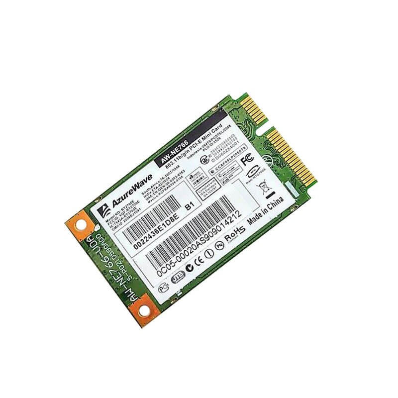 Placa Retea Wireless Mini PCIe AzureWave RT2700E, AW-NE766