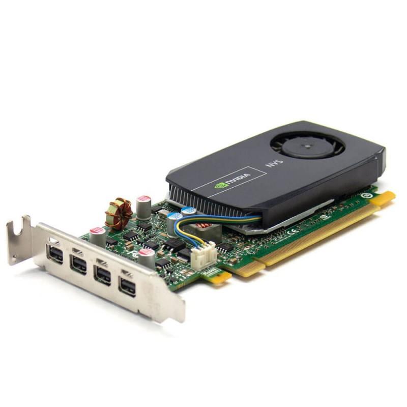 Placa video NVIDIA NVS 510 2GB GDDR3 128-bit