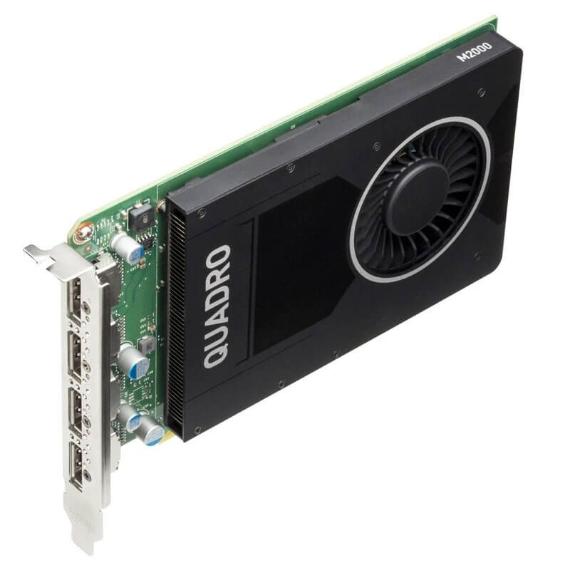 Placa video Refurbished NVIDIA Quadro M2000 4GB GDDR5 128-bit