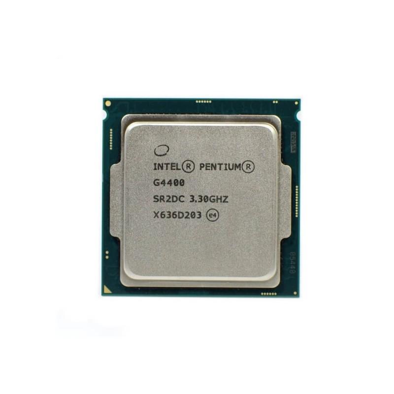 Procesoare Intel Pentium Dual Core G4400, 3M Cache, 3.30 GHz