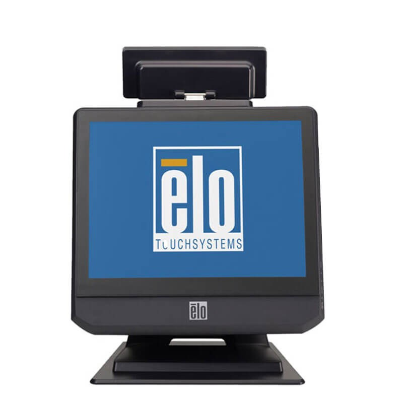 Sisteme POS Touchscreen second hand ELO Touch 17B2, Intel Atom N2800, Display Client