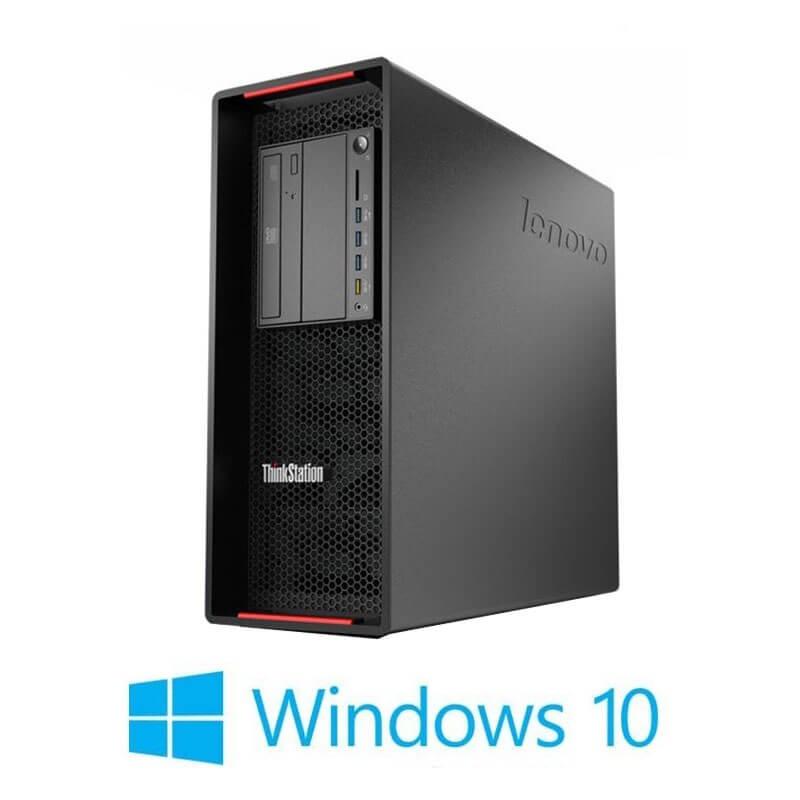 Statie grafica Refurbished Lenovo ThinkStation P500, E5-1620 v3, Quadro K2000, Win 10 Home