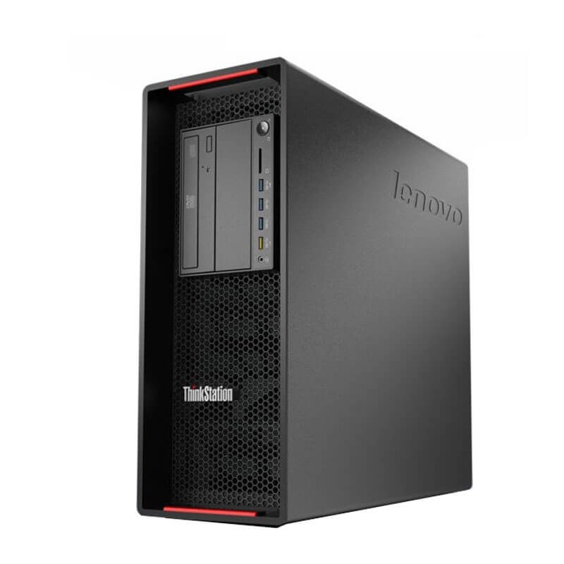 Statie grafica second hand Lenovo ThinkStation P500, Quad Core E5-1620 v3, Quadro K2000